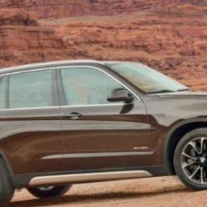 BMW X5 новой 3-ей модификации